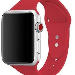 Silicone Sports Band for Apple Watch 38/40 S/M